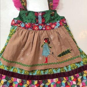 Matilda Jane Wonderful Winter Holiday Dress, 2